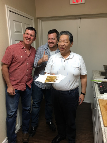 Flashback Friday: Chef Murata Visits