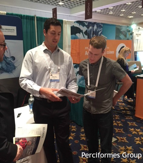 """Networking at WAS """"Aquaculture America 2018"""""""